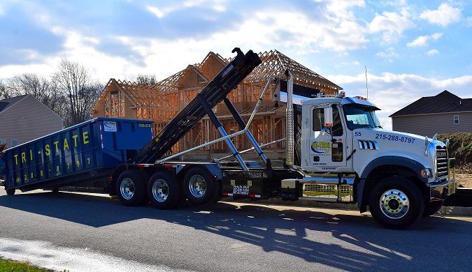 dumpster rental philadelphia